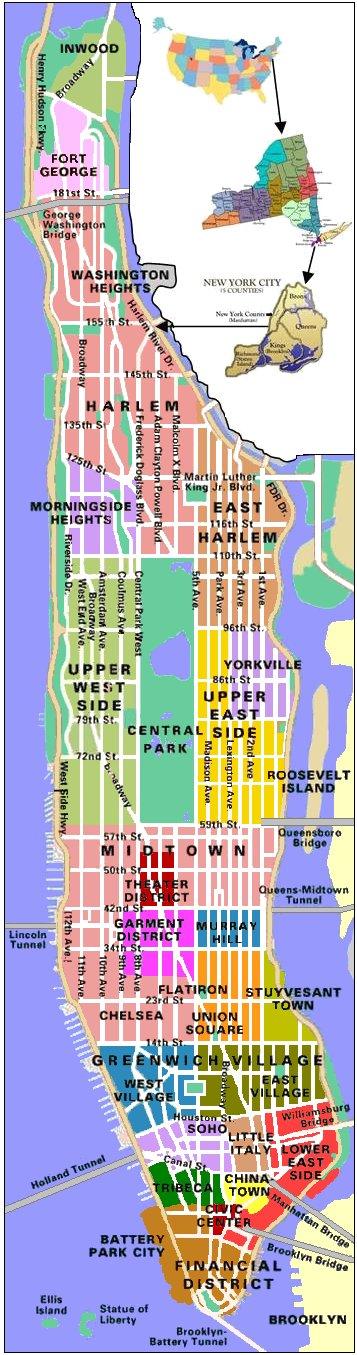 New York County New York Manhattan